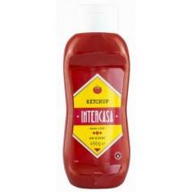 Intercasa | Ketchup Kopfstandflasche Plastik 450g (Gran Canaria)