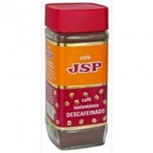 JSP   Cafe Descafeinado de tueste natural Instant-Kaffe entkoffeiniert Glas 200g (Teneriffa)
