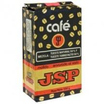 JSP | Cafe | Molido 50/50 Tueste Natural & Tueste Torrefacto Karton 250g (Teneriffa)