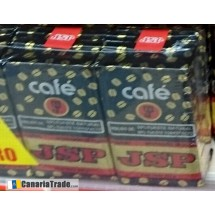 JSP | Cafe | Molido 50/50 Tueste Natural & Tueste Torrefacto Karton 3x 250g (Teneriffa)