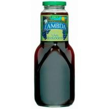 Lambda | Ecologico Uva Bio Traubensaft Glasflasche 1l (Gran Canaria)