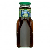 Lambda | Ecologico Uva Bio-Traubensaft 250ml Glasflasche (Gran Canaria)