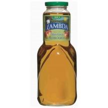 Lambda | Ecologico Manzana Bio-Apfelsaft 1l Glasflasche (Gran Canaria)