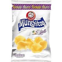 Matutano | Munchitos Chips Ajillo Super Formato Knoblauch 160g (Gran Canaria)