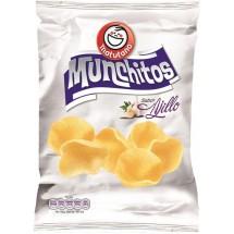 Matutano | Munchitos Chips Ajillo Knoblauch 28g (Gran Canaria)