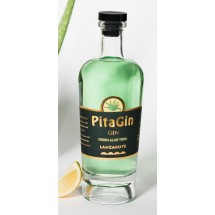 PitaGin Gin Green Aloe Vera 40% Vol. 700ml Glasflasche (Lanzarote)