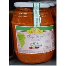 Productos Sicilia | Mojo Suave 1,062l Glas (La Palma)
