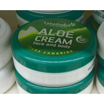 Tabaibaloe | Aloe Cream Face & Body Aloe Vera 50ml (Teneriffa)