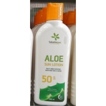 Tabaibasun| Aloe Sun Lotion SPF50 Aloe Vera Sonnencreme Sonnenmilch 200ml (Teneriffa)