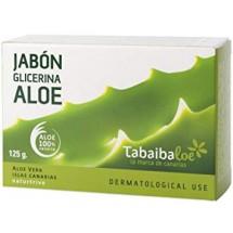 Tabaibaloe | Jabon glicerina Aloe Vera Handseife 125g (Teneriffa)