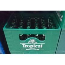 Tropical | Bier Kiste 24x 330ml Flasche 4,7% Vol. Mehrweg inkl. Pfand (Gran Canaria)