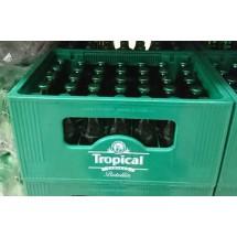 Tropical | Cerveza Pilsen Bier Kiste 35x 200ml Glasflasche 4,7% Vol. Mehrweg inkl. Pfand (Gran Canaria)