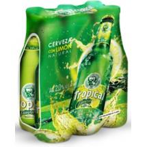 Tropical | Limon Bier 250ml Flasche im 6er Pack 2,6% Vol. (Gran Canaria)