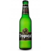 Tropical | Premium Cerveza doble malta Bier 5,7% Vol. 24x 250ml Flasche Stiege (Gran Canaria)