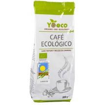 Yoeco | Cafe Ecologico Bio Kaffee gemahlen 200g Tüte (Teneriffa)