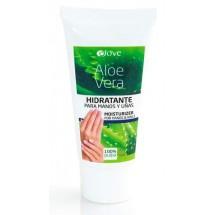 eJove | Aloe Vera Hidratante Para Manos y Unas Feuchtigkeitscreme Hände und Nägel 50ml Tube (Gran Canaria)