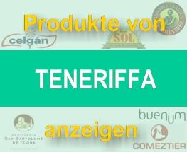 Produkte von Teneriffa